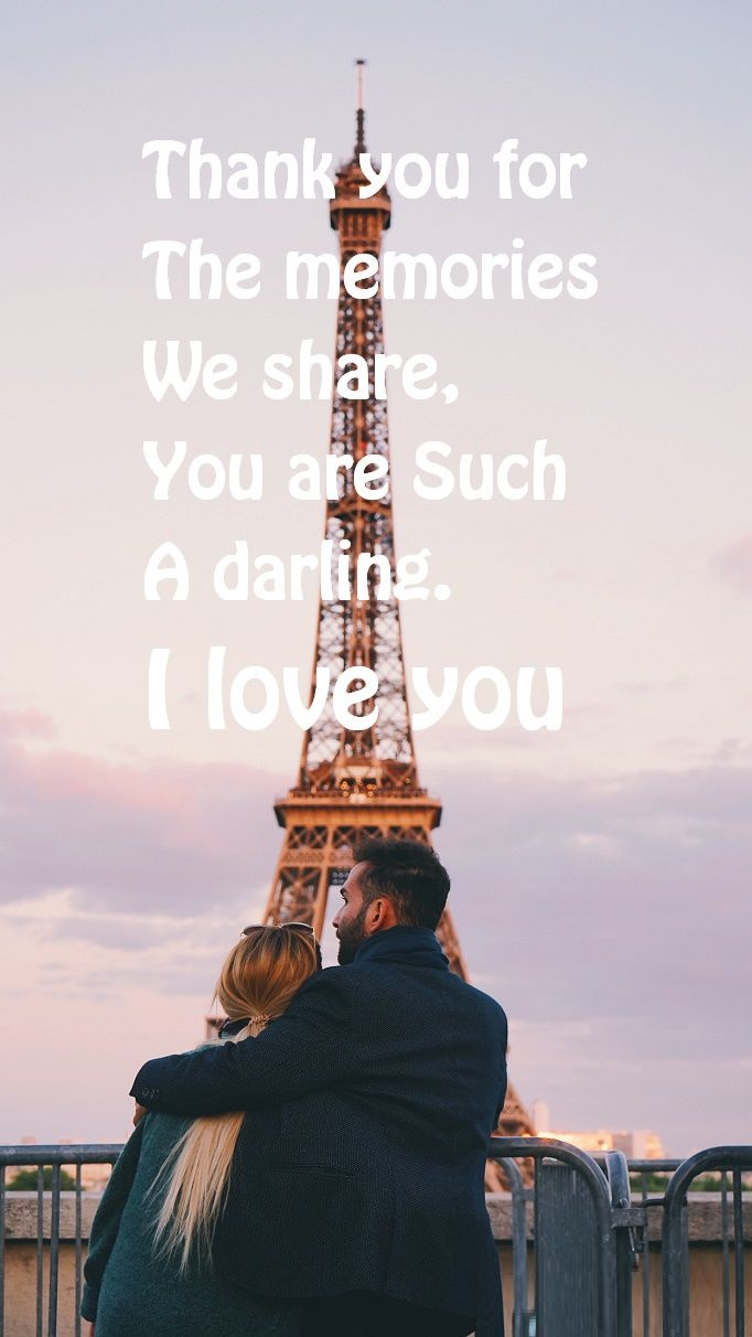 Thank You Messages for Girlfriend And Wife