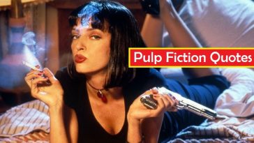 Pulp Fiction Quotes