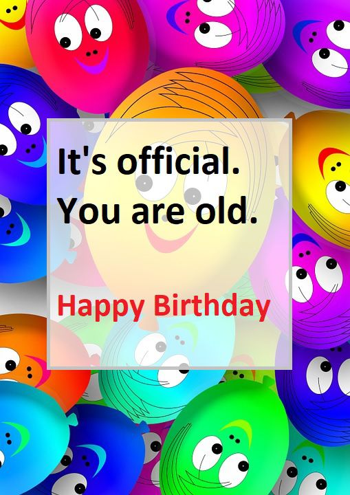 Funny Facebook Birthday Wishes