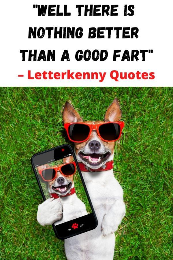 Letterkenny Quotes