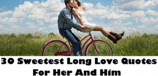 Long Love Quotes For Her And Him
