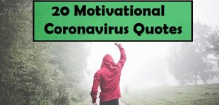 Motivational Coronavirus Quotes